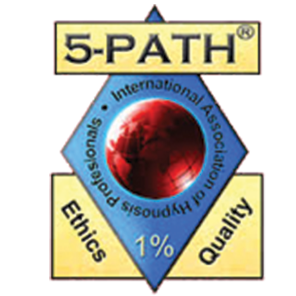 5-Path Certified Hypnotherapist